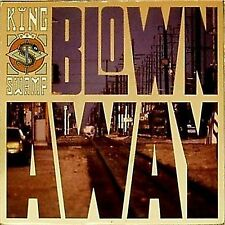 "KING SWAMP 'BLOWN AWAY' UK PICTURE SLEEVE 7"" SINGLE"