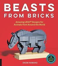 Beasts from Bricks: Amazing LEGO® Designs for Animals from Around the World - Wi