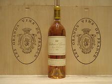 Château d'Yquem 1998 Sauternes 1er Cru Classé Supérieur noté: 95/100
