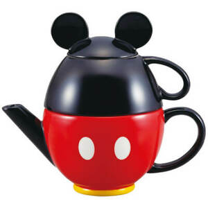 NEW Mickey Ears Tea for One Set | FREE Shipping