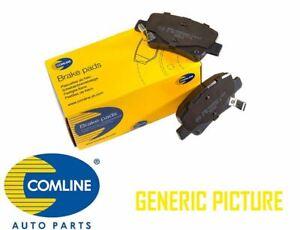 FOR PEUGEOT 206 CC 1.6 L COMLINE REAR BRAKE PADS SET BRAKING PADS CBP0522