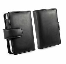 Tuff-Luv Genuine Vintage Leather Case Cover for FiiO X1 ii (2nd Gen) -MP3 -Black