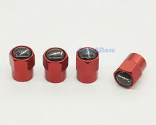 4x LORINSER Logo Car Wheel Tire Valve Stems Caps Covers For Mercedes-Benz