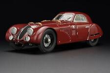 CMC 1/18 M107 Alfa Romeo 8C 2900B Speciale Touring Coupe 1938