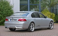BMW E65 7 series AC Style FRP Rear Wing Trunk Spoiler Duck Tail Body Kit