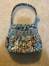 Vera Bradley Light Blue Mini Handbag