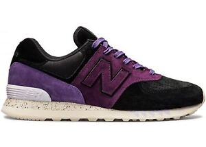 New Balance 574 x Sneaker Freaker Tassie Devil Purple AU Rare Supreme sz 10