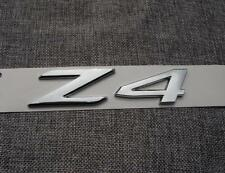 Chrome Trunk Number Letters Emblem Emblems Badge Badges Decal Sticker for BMW Z4