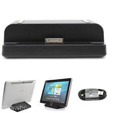 De nouvelles données USB Chargeur Station d'Accueil Cradle + câble pour Galaxy Tab2 7.7 / 8.9 / 10.1