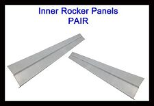 1955 1956 DODGE  PLYMOUTH  INNER ROCKER PANELS    NEW PAIR! FREE SHIPPING!!