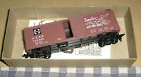 Athearn 5015 HO Scale 145386 ATSF Santa Fe 40' Map Box Car,The Scout...West