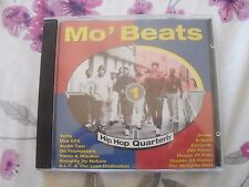 MO' BEATS 1 - HiP HOP QUARTERLY CD - K-SOLO RSO JVC AUDiO TWO YOMO MAULKiE L@@K!