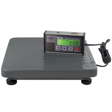 My Weigh HD-150 Heavy Duty Shipping Scale 150lb x 0.05lb RS232 & AC Adapter