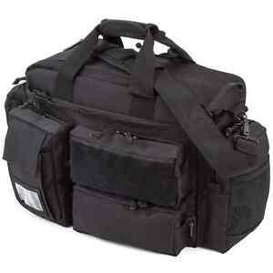 Security Einsatztasche SecurityBag Laptoptasche Tragetasche Tasche SWAT Schwarz