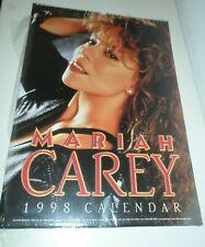 Mariah Carey Calendar Kalender Calendario Calendrier 1998 Photo Photos