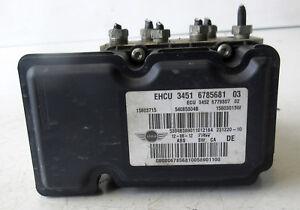 Genuine Used BMW MINI ABS Pump for R56 R55 R57 - 6785681