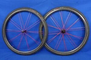 Bontrager XXX Carbon Tubular Cyclocross CX/Gravel Wheelset - 11 Speed - w/Tires