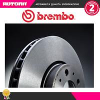08816310 Coppia dischi  freno (MARCA-BREMBO)