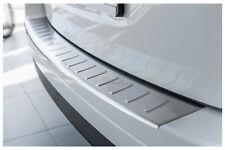Edelstahl Ladekantenschutz für Dacia Logan MCV 2 Abkantung Rostfrei Bj. 2013-