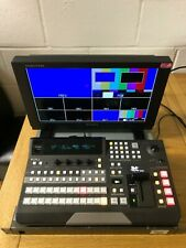FOR-A HVS-300HS HD/SD 1M/E Video Switcher Mixer 8 SDI in, Analogue In, 4 SDI out
