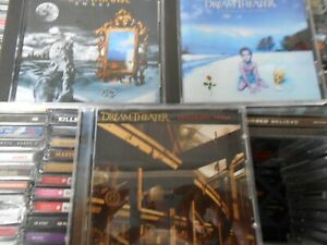 3 DREAM THEATER CD LOT [CHANGE OF SEASONS/SYSTEMATIC CHAOS / AWAKE]