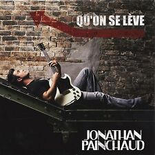 Jonathan Painchaud - Qu'on Se Leve (2007) CD BRAND NEW at TheShopMusicaMonette