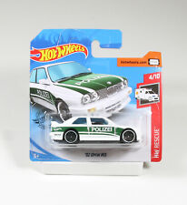 Hot Wheels Rescue 2020, BMW M3 E30 Polizei GHC61  1/64