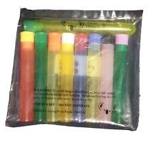 Doob Tubes - Airtight Packaging Tubes - (8+1 Bonus) Pack Cigar Dutch Tube