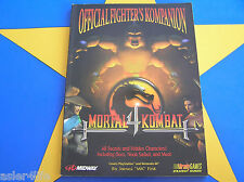 MORTAL KOMBAT 4 - STRATEGY GUIDE