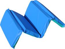 """New Peerless Plastics Kindermat, Blue/Teal, 2"""" X 19"""" X 44"""" *Distressed Box*"""