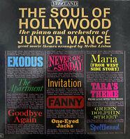 Junior Mance The Soul of Hollywood Jazzland Mono (VG+)
