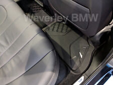 New Genuine BMW X5 G05 Rear All Weather Floor Mat Set Rubber 51472458552
