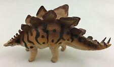 """Carnegie Stegosaurus 6"""" Figure Safari 1998 Realistic Vintage Toy Dinosaur Dino"""