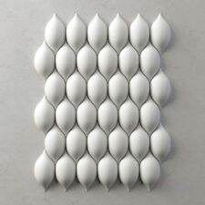 *LENTILS* 3D Decorative Wall Stone Panels.ABS Form Plastic mold for Plaster