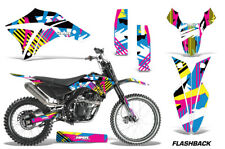 Dirt Bike Graphics Kit MX Decal Sticker Wrap For Apollo Orion 250RX FLASHBACK