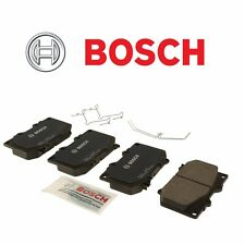 Fits Toyota Sequoia Tundra Front Disc Brake Pad Set Bosch BC812 / 52008120462