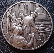 DAR Medal - NANCY HANSON, Great Women of the American Revolution