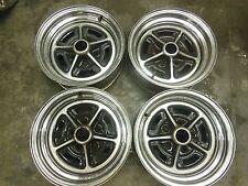Buick Grand Sport Rally Wheels Rims Chrome Regal Rally Wheels Set of 4 14x6 #BRW