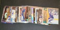 Brett Hull Hockey Card Collection Lot of 34 Cards Inserts