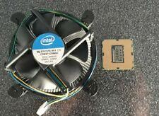 Core i7 2600k avec ventilateur stock neuf base cuivre