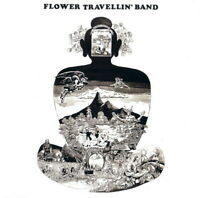 FLOWER TRAVELLIN' BAND-SATORI PART 2 / SATORI PART 1-JAPAN 7INCH VINYL E25