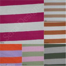 bea30dd0f9e Jersey Striped Craft Fabrics for sale | eBay