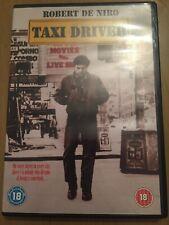 Taxi Driver - Robert De Niro (DVD, 2004) Used, Very Good Condition