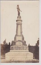 COLOMA, CA. JAMES MARSHALL MONUMENT. VINTAGE REAL PHOTO POSTCARD