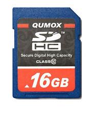 New 16GB SDHC Class 10 Flash Memory Card 16G SD HC Ultra for Camera