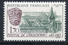 STAMP / TIMBRE FRANCE NEUF N° 2349 ** ABBAYE DE LANDEVENNEC