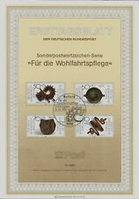 west 789-792 kompl.ausgabe Postfrisch 1987 Wohlfahrt Berlin