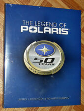 The Legend of Polaris Jeffrey Rodengen Hubbard 2003 NEW Snowmobile Motorcycle