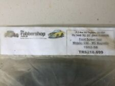 WOLSLEY 4/44 - MG MAGNETTE 1952 - 58   FRONT WINDSCREEN SEAL   FREE XMAS POSTAGE
