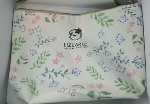 Liz Earle Naturally Active Exclusive beauty bag by Jessica Tibbits New